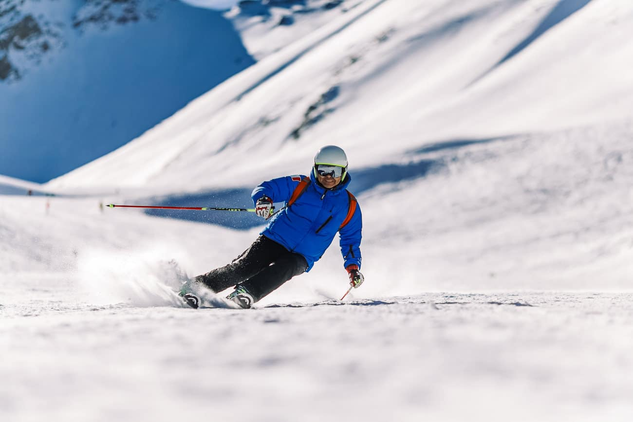 Занятия с персональным инструктором по горным лыжам в Грузии (курорты Бакуриани, Гудаури и Тетнулди)