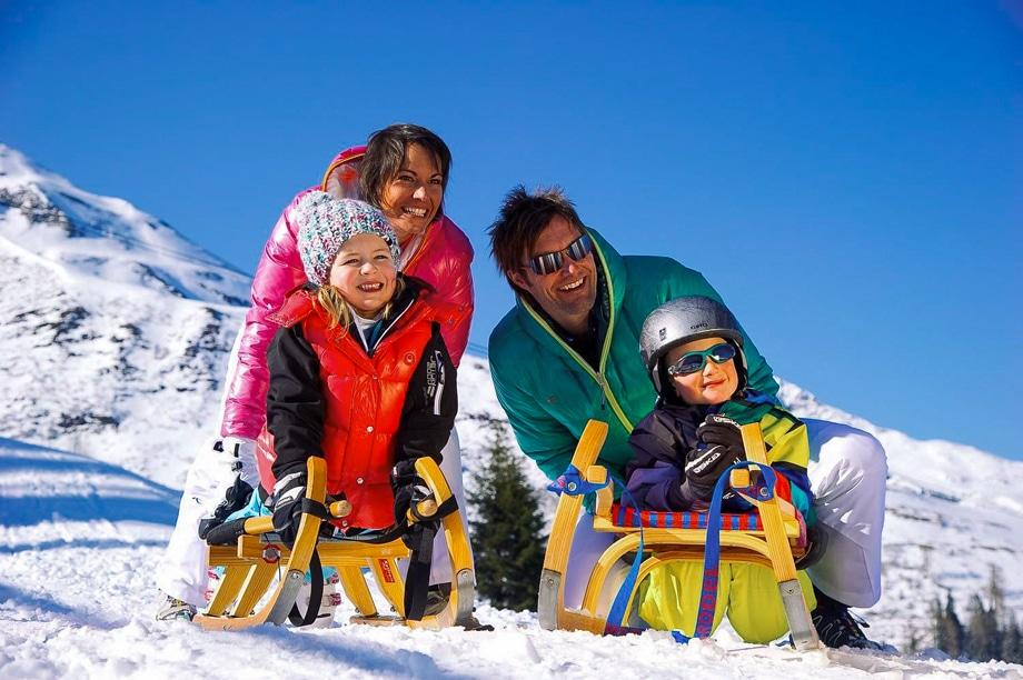 Горнолыжные курорты и трассы Австрии предлагают отличные возможности для зимнего спорта и полноценного семейного отдыха круглый год